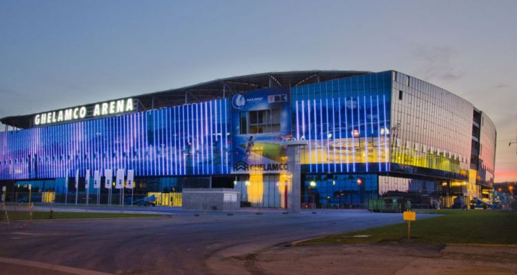 Eerste congres van DDB in Gent