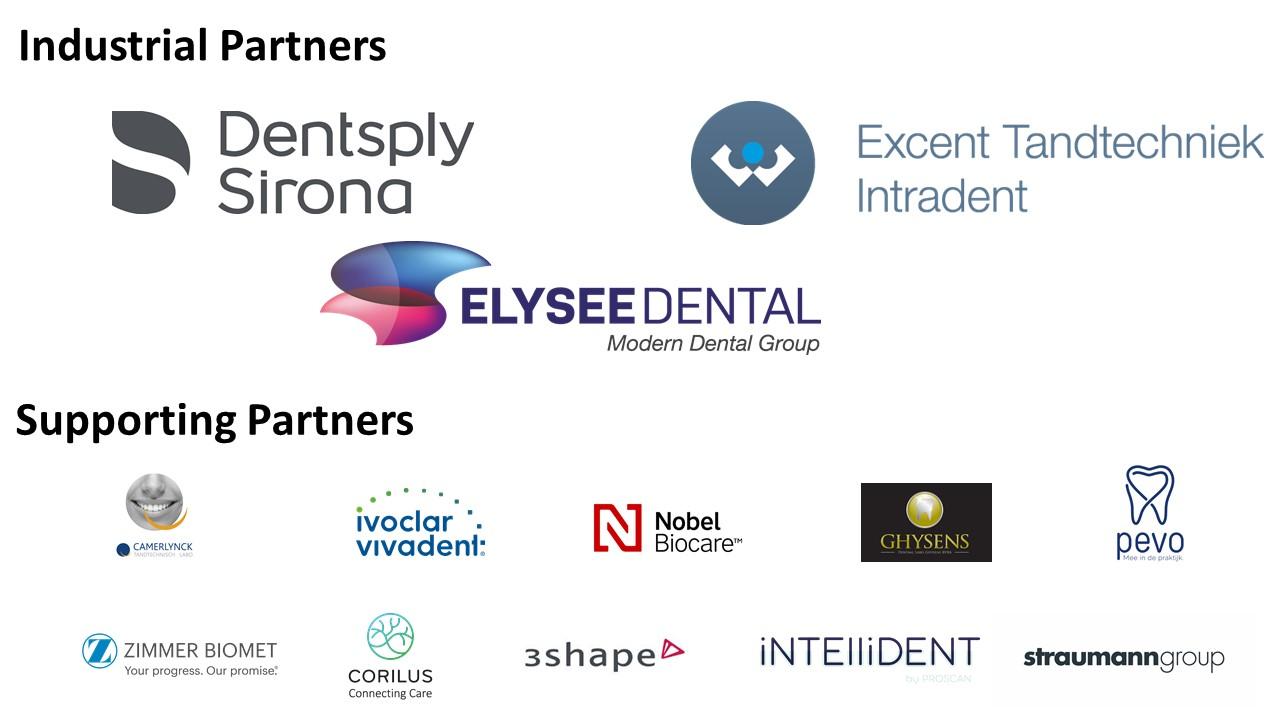 Digital Dentistry Belgium Sponsors